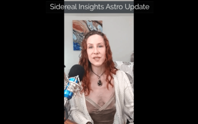 Sidereal Insights Astro Update • 1 28 2020
