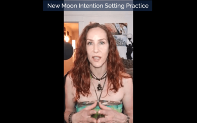 New Moon in Cancer Guided Intention Setting