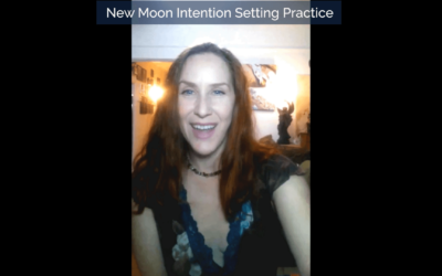 New Moon in Libra Guided Intention Setting